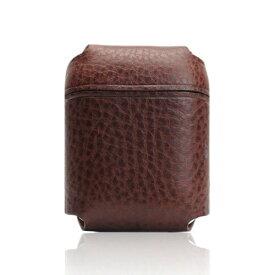 ROA ロア AirPods専用 Minerva Box Leather Case SLG ブラウン SD11853AP