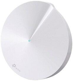 TP-Link Deco M9 Plus wifiルーター Deco M9 Plus (1台パック) ホワイト [ac/n/a/g/b][DECOM9PLUS1P]