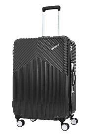 アメリカンツーリスター American Tourister スーツケース 55L AIR RIDE(エアライド) ブラック DL939005 [TSAロック搭載]