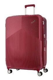 アメリカンツーリスター American Tourister スーツケース 55L AIR RIDE(エアライド) レッド DL980005 [TSAロック搭載]