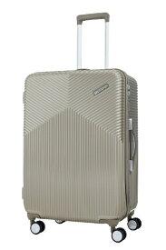 アメリカンツーリスター American Tourister スーツケース 55L AIR RIDE(エアライド) ゴールド DL916005 [TSAロック搭載]