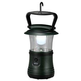 オーム電機 OHM ELECTRIC ランタン LN-40B7-G [LED /単1乾電池×3 /防水]