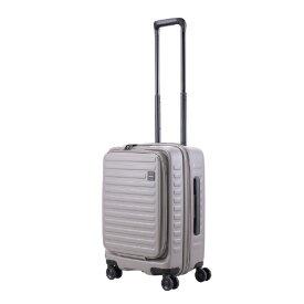 LOJEL ロジェール スーツケース CUBO(キューボ)-N Sサイズ CUBO-N-SGY グレー