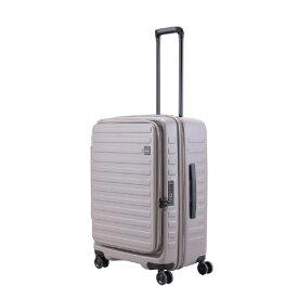 LOJEL ロジェール スーツケース 70L(77L) CUBO グレー N-Cubo-M [TSAロック搭載][CUBONMGY]