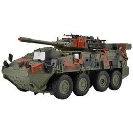 童友社 DOYUSHA 赤外線バトルシステム搭載 R/C バトルヴィークルジュニア 8輪装甲車 グリーン迷彩 27MHz