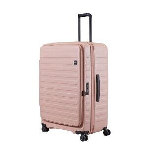LOJEL ロジェール スーツケース 100L(110L) CUBO ローズ N-Cubo-L [TSAロック搭載]