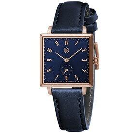 DUFA ドゥッファ レディース腕時計 GROPIUS SQUARE DF-7025-02 [正規品]