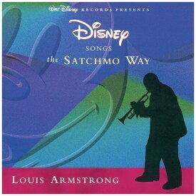 Walt Disney Records ルイ・アームストロング/ サッチモ・シングス・ディズニー【CD】