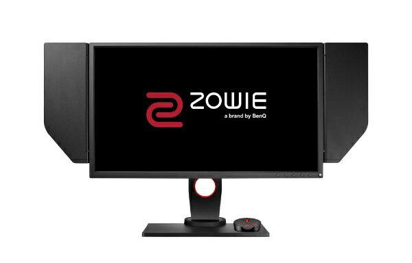 BenQ ベンキュー 24.5型ワイド ゲーミングディスプレイ BenQ ZOWIE ネイティブ240Hz・DyAc (Dynamic Accuracy) 技術搭載 XL2546 ダークグレイ[XL2546]