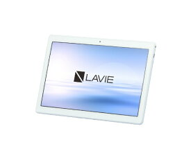 NEC エヌイーシー PC-TE410JAW Androidタブレット LAVIE Tab E TE410/JAW ホワイト [10.1型ワイド /ストレージ:16GB /Wi-Fiモデル][タブレット 本体 10インチ wifi PCTE410JAW]