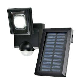 ELPA エルパ 屋外用LEDセンサーライト ソーラー式 1灯 ESL-N111SL