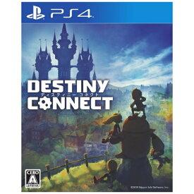 日本一ソフトウェア Nippon Ichi Software DESTINY CONNECT【PS4】 【代金引換配送不可】