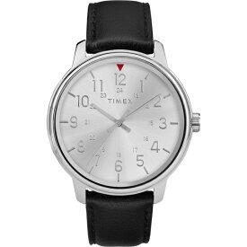 タイメックス TIMEX メンズ腕時計 メンズコア シルバー×ブラック TW2R85300 [正規品]
