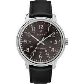 タイメックス TIMEX メンズ腕時計 メンズコア ブラック×ブラック TW2R85500 [正規品]