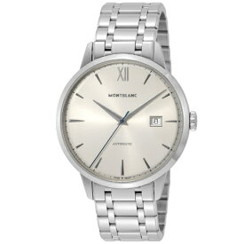 モンブラン MONTBLANC メンズ腕時計 HERITAGE SPIRIT 111581 [並行輸入品]