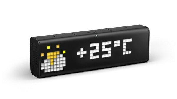 SMARTATOMS LaMetric Time自分専用にカスタマイズできるIoT時計&ディスプレイ LM37X8[LM37X8]