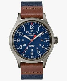 タイメックス TIMEX メンズ腕時計 スカウト 40mm ブルー TW4B14100 [正規品]