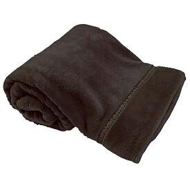 生毛工房 UMO KOBO ラフィーナ2枚合わせ毛布(シングルサイズ/140×200cm/ブラウン)
