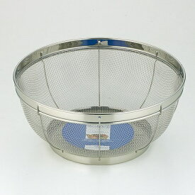 ヨシカワ yoshikawa ミズリード 18-8深型ザル28cm[SH8614]