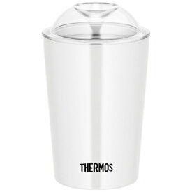サーモス THERMOS 保冷ストローカップ JDJ300WH[JDJ300WH]
