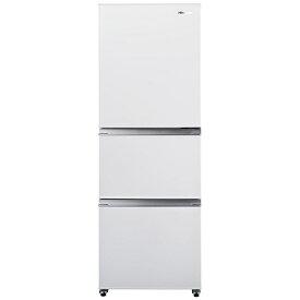 ハイセンス Hisense 《基本設置料金セット》HR-D2801W 冷蔵庫 ホワイト [3ドア /右開きタイプ /282L][冷蔵庫 大型 新品 HRD2801W]【zero_emi】
