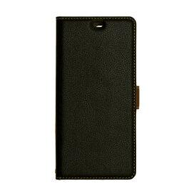 ラスタバナナ RastaBanana OPPO R15 Pro 薄型手帳ケース サイドマグネット 4568R15PBO ブラック