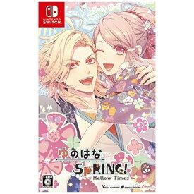アイディアファクトリー IDEA FACTORY ゆのはなSpRING! 〜Mellow Times〜 for Nintendo Switch 通常版【Switch】