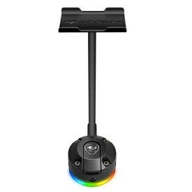 COUGAR クーガー ヘッドセットスタンド BUNKER S RGB COUGAR CGR-XXNB-HS1RGB[CGRXXNBHS1RGB]