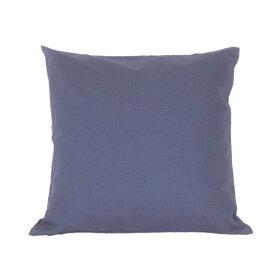 HACHIYA クッションカバー オックス (40×40cm/ブルー)