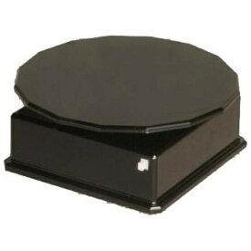 プラッツ PLATZ バッテリータイプ ターンテーブル ブラック