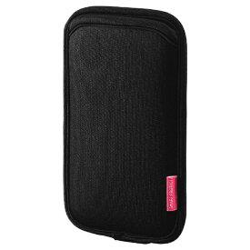 サンワサプライ SANWA SUPPLY マルチスマートフォンケース(5.5インチ用) PDA-SPC15BK