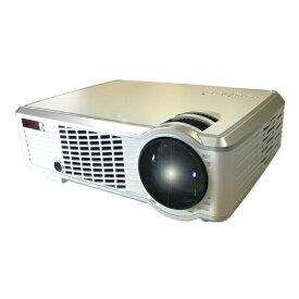 池商 IKESHO RAP2000 LEDホームプロジェクター 投影サイズ 30〜120インチ