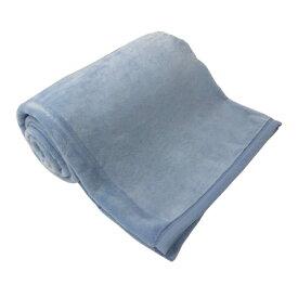 生毛工房 ニューマイヤー毛布(シングルサイズ/140×200cm/ブルー)