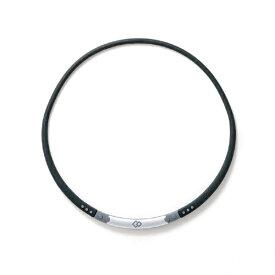 コラントッテ Colantotte ネックレス ワックルネック SPORT(ブラック×グレー/Lサイズ)