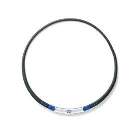 コラントッテ Colantotte ネックレス ワックルネック SPORT(ブラック×ネイビー/Mサイズ)