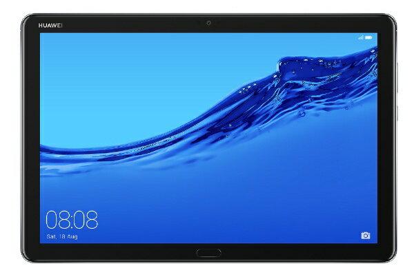HUAWEI ファーウェイ BAH2-W19 Androidタブレット MediaPad M5 Lite 10 スペースグレー [10.1型 /ストレージ:64GB /Wi-Fiモデル][BAH2W1964G]