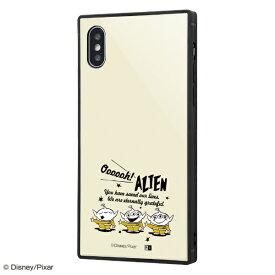 イングレム Ingrem iPhone XS / X用 『ディズニー・ピクサーキャラクター OTONA』 耐衝撃ガラスケース KAKU IQ-DP20K1B/TY001 『トイ・ストーリー』_24