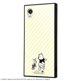 イングレム Ingrem AQUOS sense2用 『ディズニーキャラクター OTONA』 耐衝撃ガラスケース KAKU IQ-DAQSE2K1B/PO001 『くまのプーさん』_32
