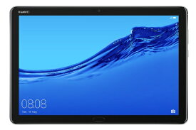 HUAWEI ファーウェイ BAH2-L09 Androidタブレット MediaPad M5 Lite 10 スペースグレー [10.1型 /ストレージ:32GB /SIMフリーモデル][タブレット 本体 10インチ simフリー BAH2L09]
