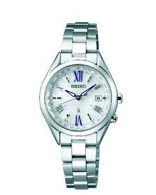 セイコー SEIKO ルキア(LUKIA) Tiワールドタイム [レディース腕時計 /ソーラー電波] SSQV053
