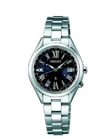 セイコー SEIKO ルキア(LUKIA) Tiワールドタイム [レディース腕時計 /ソーラー電波] SSQV055
