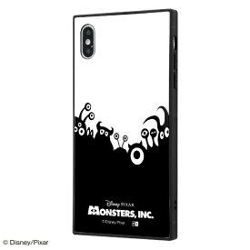 イングレム Ingrem iPhone XS Max用 『ディズニー・ピクサーキャラクター OTONA』 耐衝撃ガラスケース KAKU IQ-DP19K1B/MI001 『モンスターズ・インク』_22
