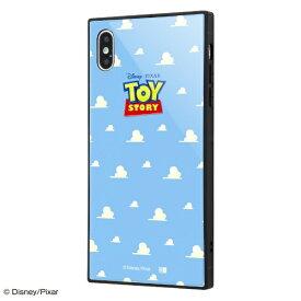 イングレム Ingrem iPhone XS Max用 『ディズニー・ピクサーキャラクター』 耐衝撃ガラスケース KAKU IQ-DP19K1B/TY002 『トイ・ストーリー』_25