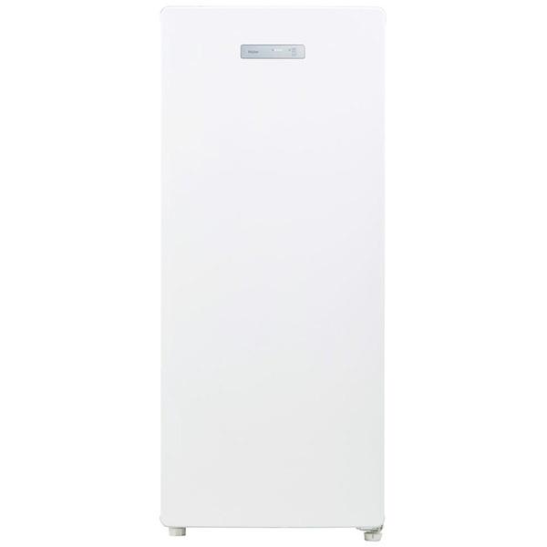 ハイアール Haier 《基本設置料金セット》JF-NUF138B-W 冷凍庫 Haier Live Series ホワイト [1ドア /右開きタイプ /138L][JFNUF138B]