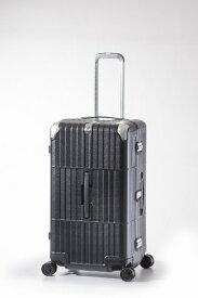 A.L.I アジア・ラゲージ ハードキャリー HD-515-29 レザーマットブラック [101 L]
