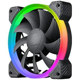 COUGAR クーガー ケースファン[120mm / 1200RPM]+LEDコントローラー VORTEX RGB FCB 120 Cooling Kit CF-V12SET-FCBRGB