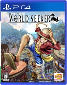 バンダイナムコエンターテインメント BANDAI NAMCO Entertainment ONE PIECE WORLD SEEKER【PS4】