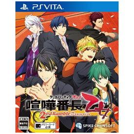 スパイクチュンソフト Spike Chunsoft 喧嘩番長 乙女 2nd Rumble!! 通常版【PS Vita】