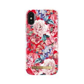 IDEAL OF SWEDEN iPhone XS/X  ステートメント・フローラル IDFCSU18-IXS-88