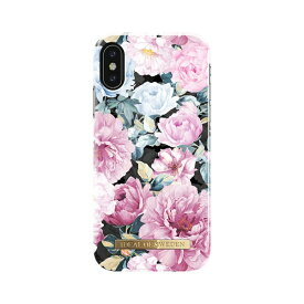 IDEAL OF SWEDEN iPhone XS/X用ケース ピオニーガーデン IDFCS18-IXS-68